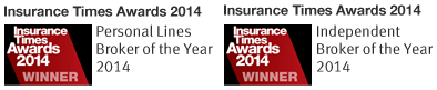 Insurance Times Awards 2014 Winners